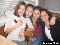 Семья М.Бекжана в США