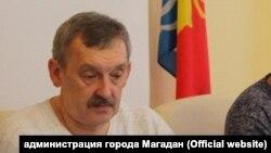 Бывший депутат Магаданской думы Владимир Шибанов