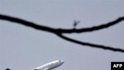 هواپيمای ساقط شده متعلق به شرکت «ای تک اير» بود که در اجاره شرکت «آسمان» ایران قرار داشت.(عکس: AFP)