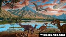 Antarktidadagi o'rmonlar dinozavrlardan oldin paydo bo'lgan.