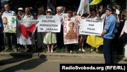 Украина - протести на 11 Мај