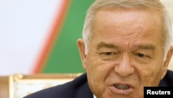 Islam Karimov has been president of Uzbekistan since 1990.