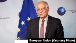 Josep Borrell, Brüssel, 12 iyul 2020