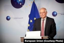Жозеп Боррель, високий представник ЄС із закордонних справ