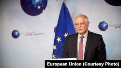 جوزف بوریل رئیس سیاست خارجی اتحادیه اروپا