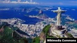 Pogled na Rio de Janeiro