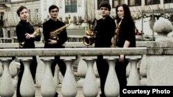 Еутерпа, музички квартет од Словенија.