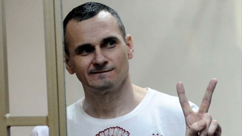 Jailed Ukrainian Filmmaker Sentsov Starts Hunger Strike In Russian Prison