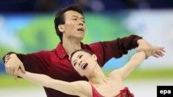 Сю Чен и Хонгбо Чжао (Китай) - олимпийские чемпионы в парном катании