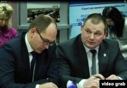 Андрій Боровик у якості прокурора