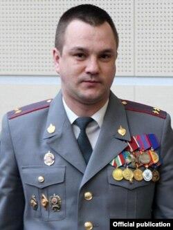 Начальник полиции Казани Руслан Халимдаров, в 2017-м его посадили на 10 лет за похищение человека и контрабанду наркотиков