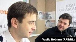 Leonid Litra şi Victor Osipov