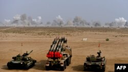 Vežbe pakistanske armije