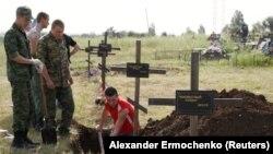 Volonteri na istoku Ukrajine