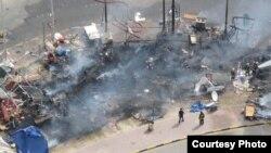 جانب من الأحداث التي شهدتها البحرين