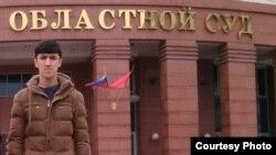 Аҳмадшоҳ Давлатов