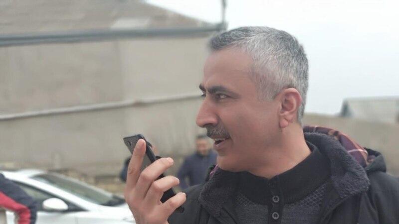 Azerbaýjanyň oppozisiýa wekili hökümeti agdarmak synanyşygynda aýyplanýar