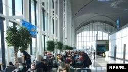 Истанбул аэропорти.