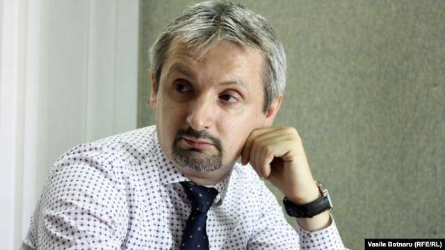 Doru Petruti, directorul IMAS Moldova