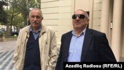 Mehman Əliyev və Fuad Ağayev