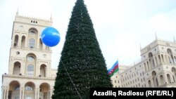 """Some Azerbaijanis argue that Muslims should not celebrate the New Year, as it is """"a Christian festival"""" that """"has nothing to do with Muslims."""""""