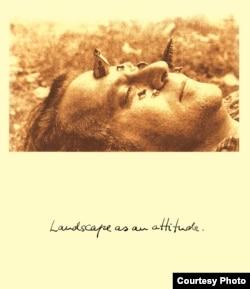 """Луис Камницер, """"Пејзажот како став"""", акватинте, 1979"""