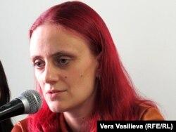 Ольга Гнездилова