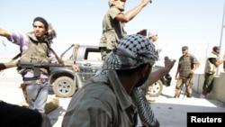 Военные действия в Триполи. 24 августа 2011 года.