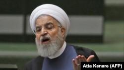 President Hassan Rohani