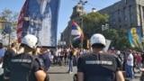 Protest protiv Parade ponosa u Beogradu