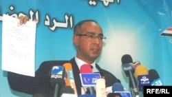 المدير التنفيذي لهيئة المساءلة والعدالة علي اللامي