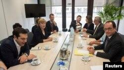 Sa sastanka u Briselu