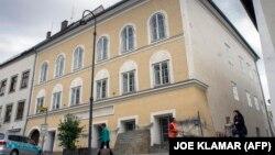 Avstriyanın Branau şəhərində Adolf Hitlerin doğulduğu bina