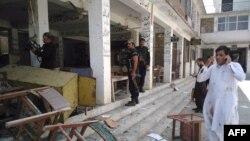 Sulmi me bombë në një gjykatë në Mardan, Pakistan