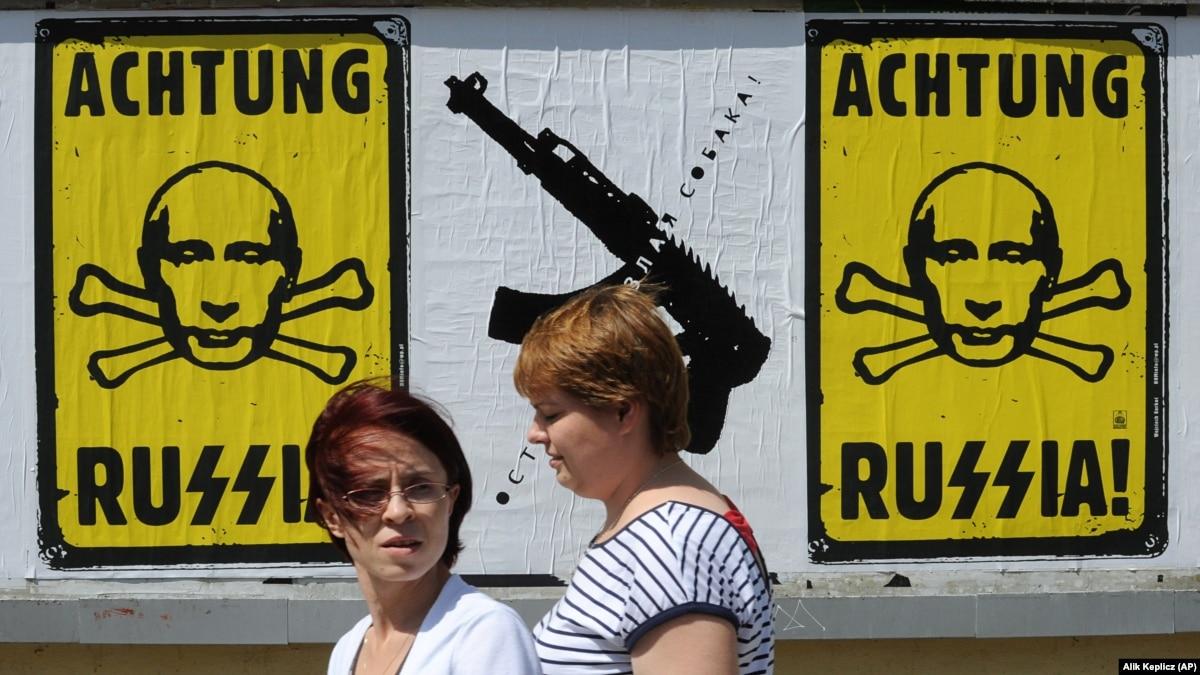 Украина и Россия обречена. Путин из года в год говорит одно и тоже