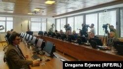 Sesija Visokog sudskog i tužilačkog vijeća, ilustrativna fotografija