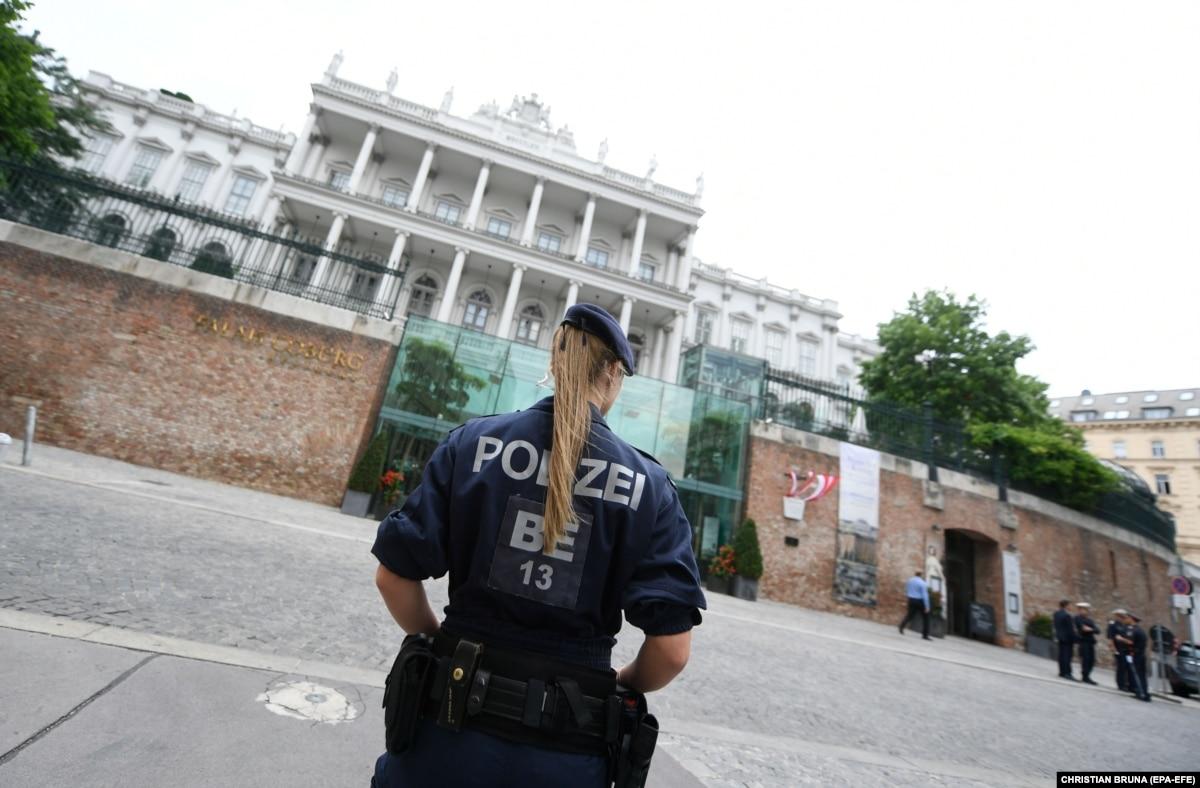 Австрия объявила в розыск россиянина по подозрению в шпионаже