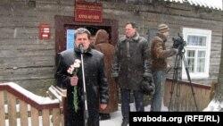 Станіслаў Сямашка, бізнэсовец і былы старшыня праўладнага Саюзу палякаў. Архіўнае фота, 2011 год