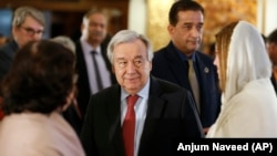 Pet principa za odgovor na COVID-19 krizu: Antonio Gutereš, generalni sekretar UN
