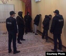 Одна из спецопераций в Казахстане. Иллюстративное фото.