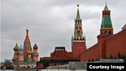 Москва, Кремл