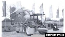 Фермер Очил Бегматов: Пахта терадиган машинам йўқ