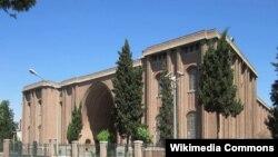 Тегерандагы улуттук музей. Иран.