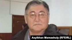 Главный редактор газеты «Жас Алаш» Рысбек Сарсенбайулы.