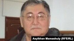 Рысбек Сарсенбайулы, главный редактор газеты «Жас Алаш».