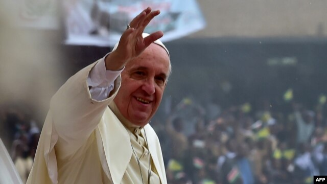 Pope Francis made his remarks after celebrating evening mass on March 26.