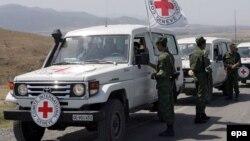 Международный комитет Красного Креста – первая гуманитарная организация, которая начала работать на территории Абхазии с начала войны 1992-1993 гг.