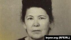 Ulu Vatan Cenki veteranı Hatice İslâmova