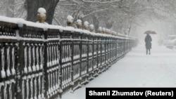 Almatı, 11 yanvar, 2018-ci il