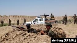 ارشیف، فاریاب کې د افغان ځواکونو عملیات